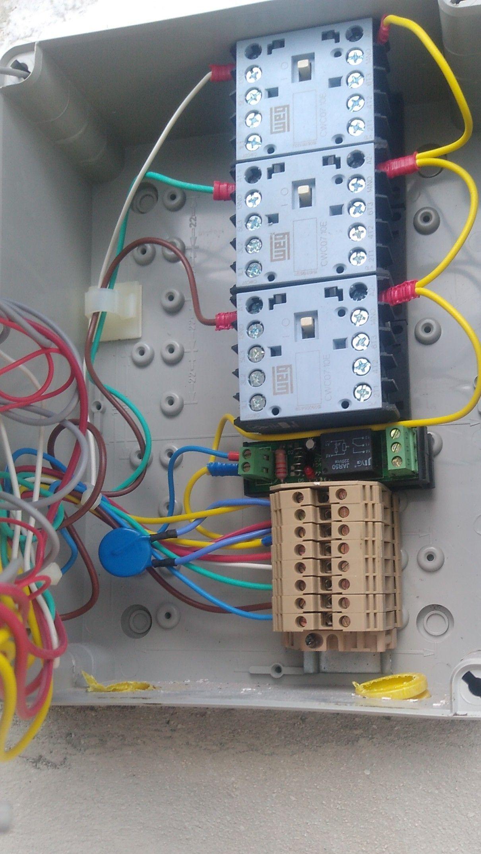 comando elétrico