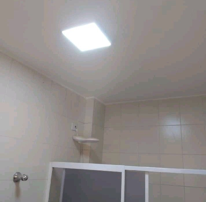 instalação lum LED cliente do Itaim.