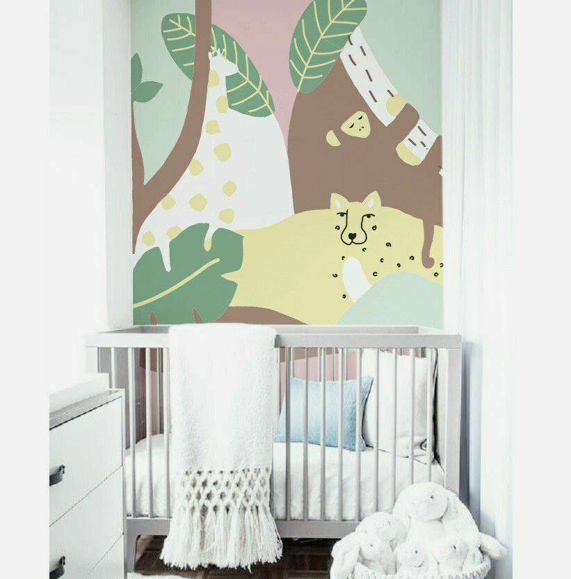 Projeto pintura quarto infantil