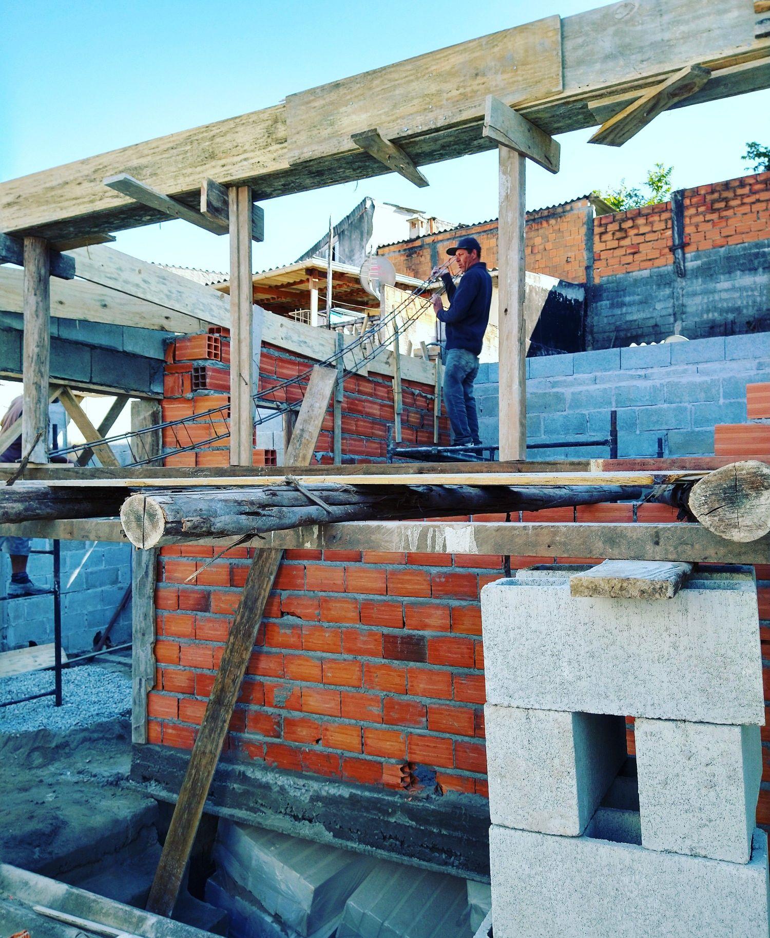 construção de 🏡