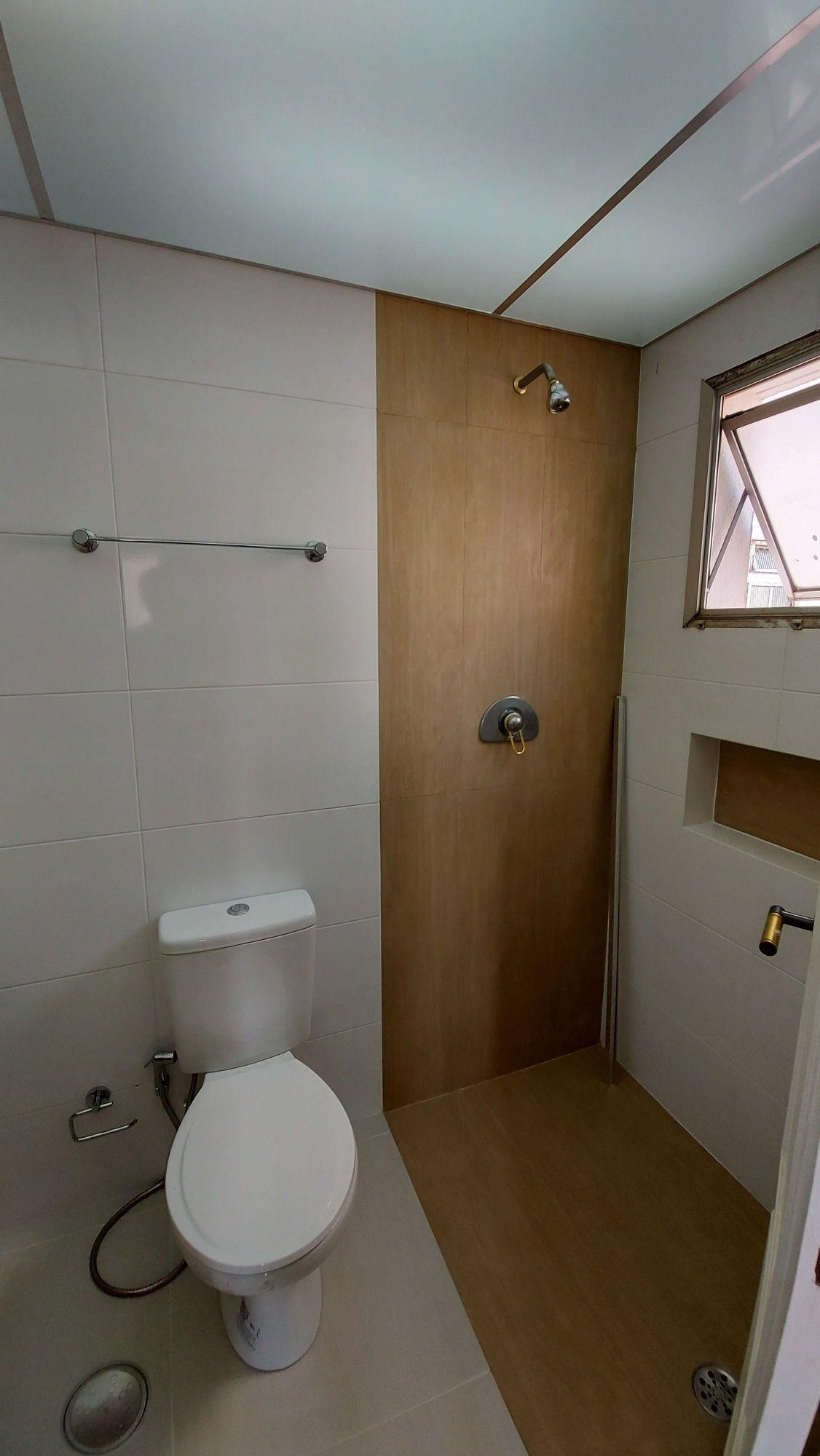 reforma geral de banheiros