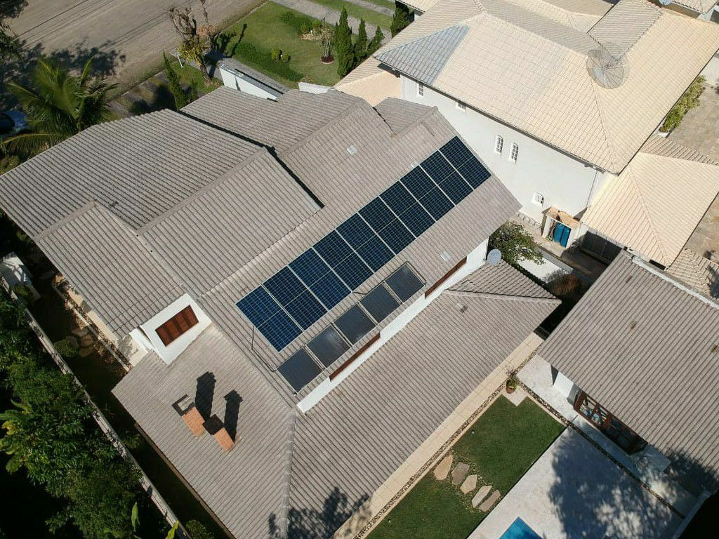 Sistema Fotovoltaico em Riviera SP