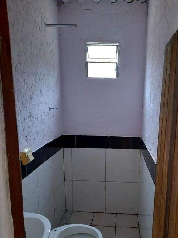 reforma do banheiro depois
