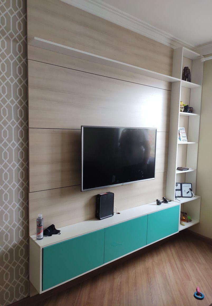 Montagem e Instalaçao de painel + tv