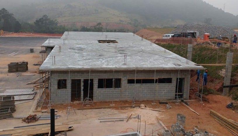 construção de prédio