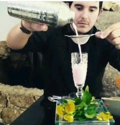 Cada detalhe trás mais sabor para seu drink