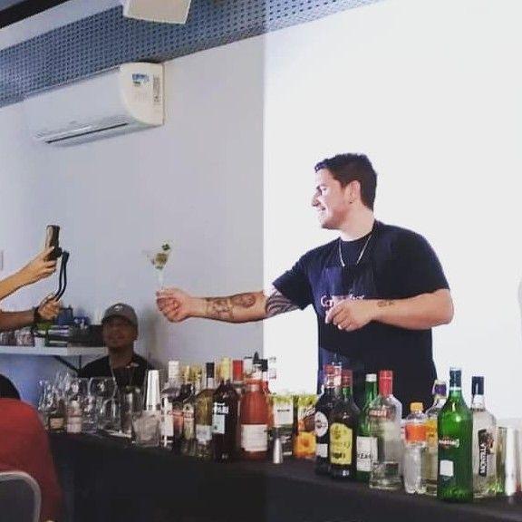 Formando bartenders