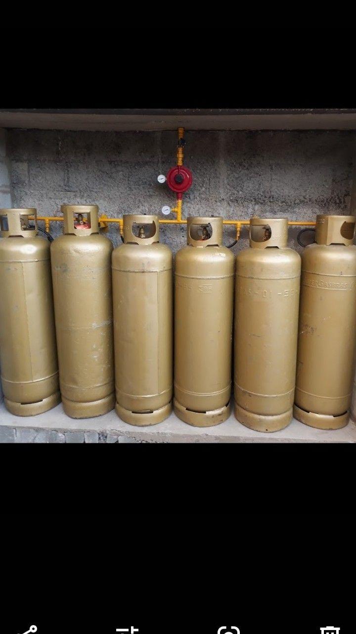 Instalação Central gás p45