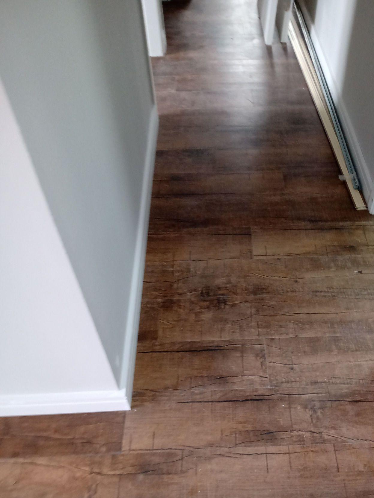 instalação de piso vinílico