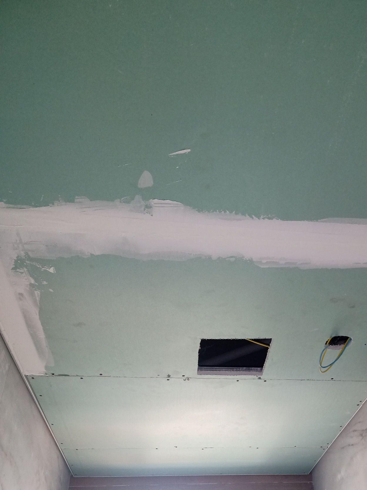 instalação de forro de drywall