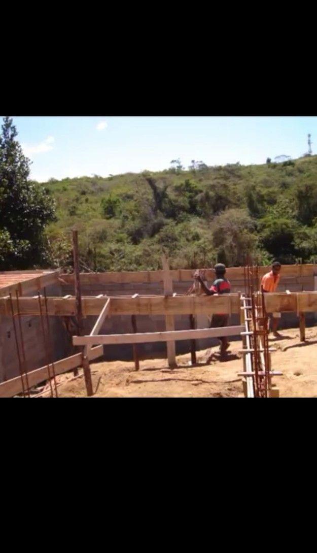 fundação da casa