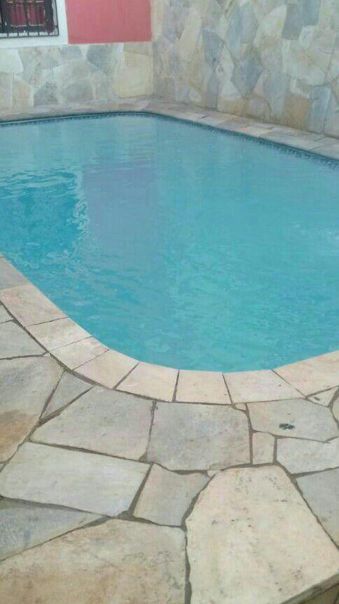 piscina limpa