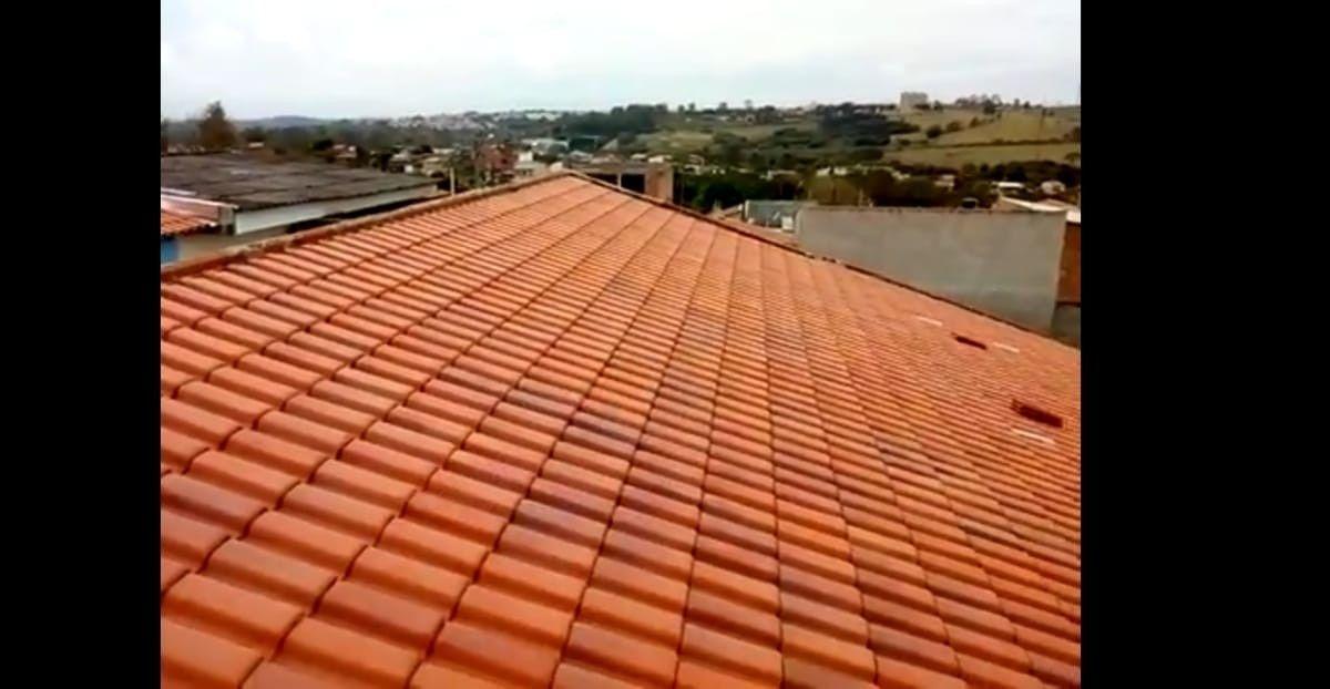 fazemos todos os tipos de telhados.