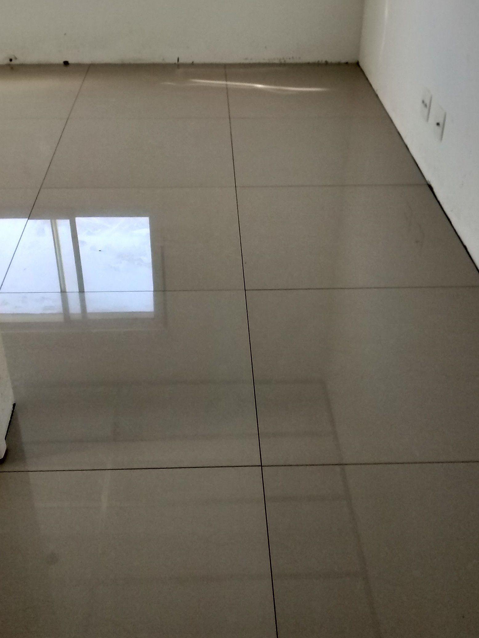 piso em porcelanato