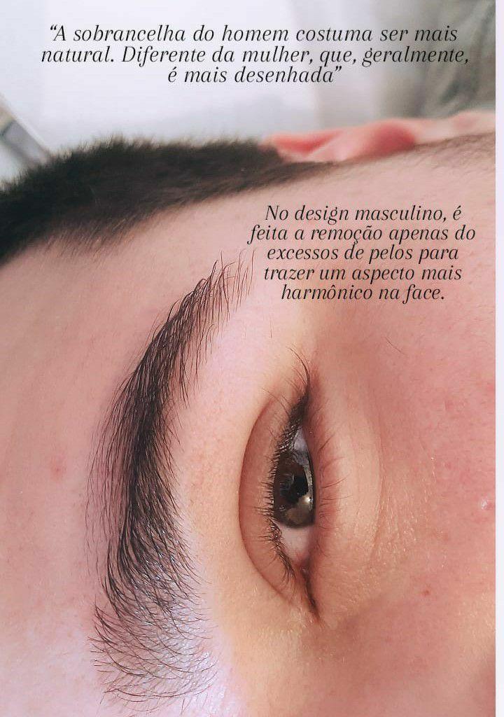 design masculino