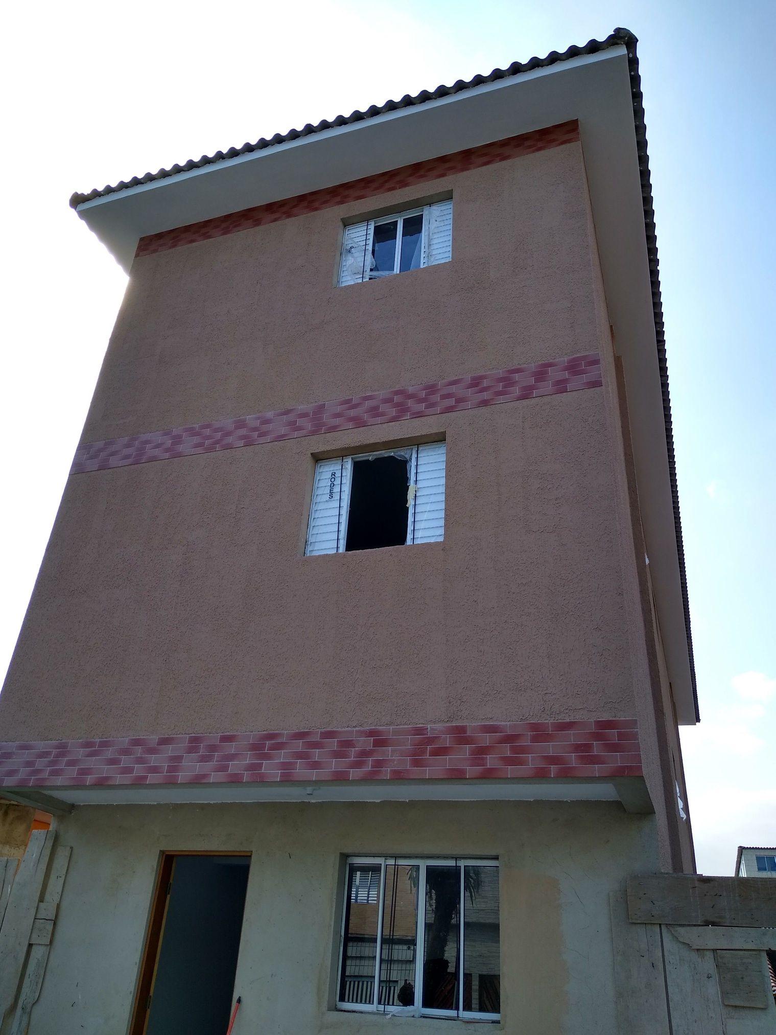 fachadas em textura ou grafiato