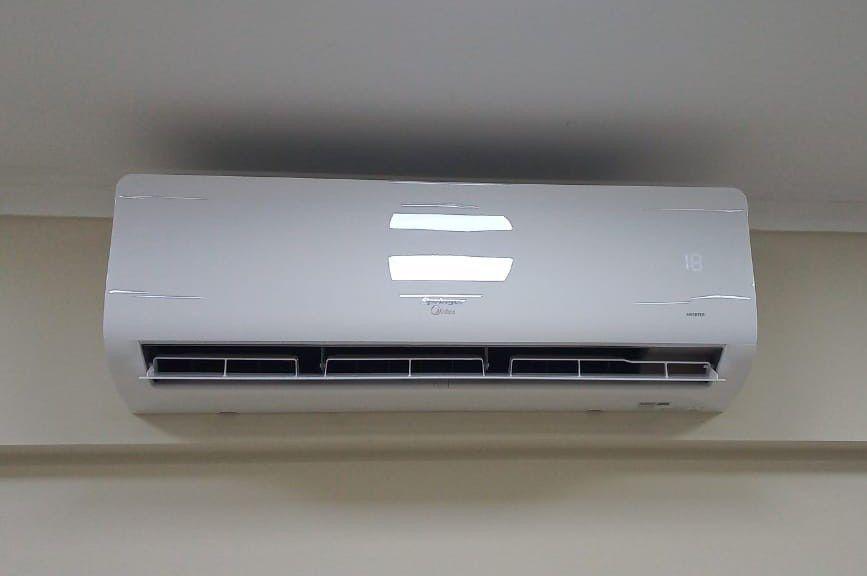 instalação centralizada- climapira ar-condicionado