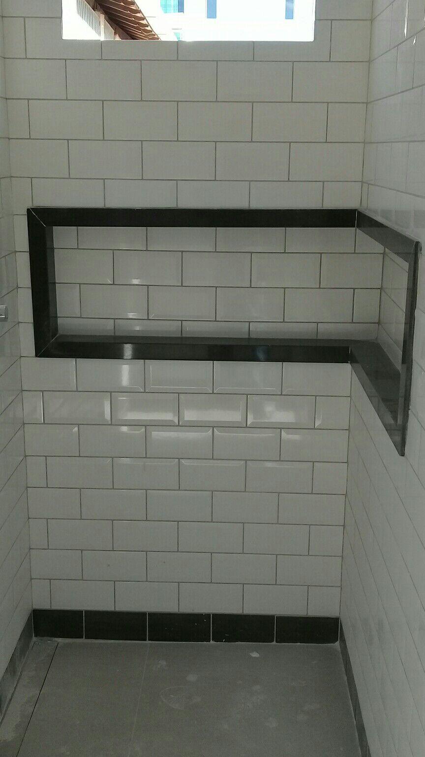 revestimento do banheiro