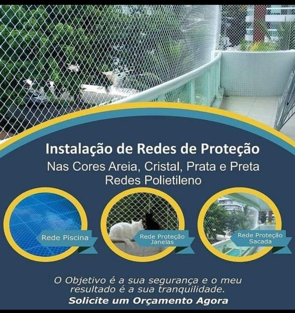 redes &Telas de Proteção
