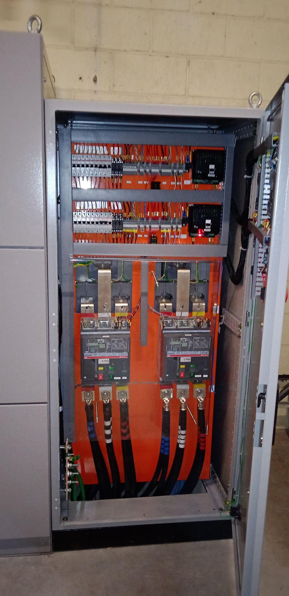 Instalação QTA Grupo Gerador