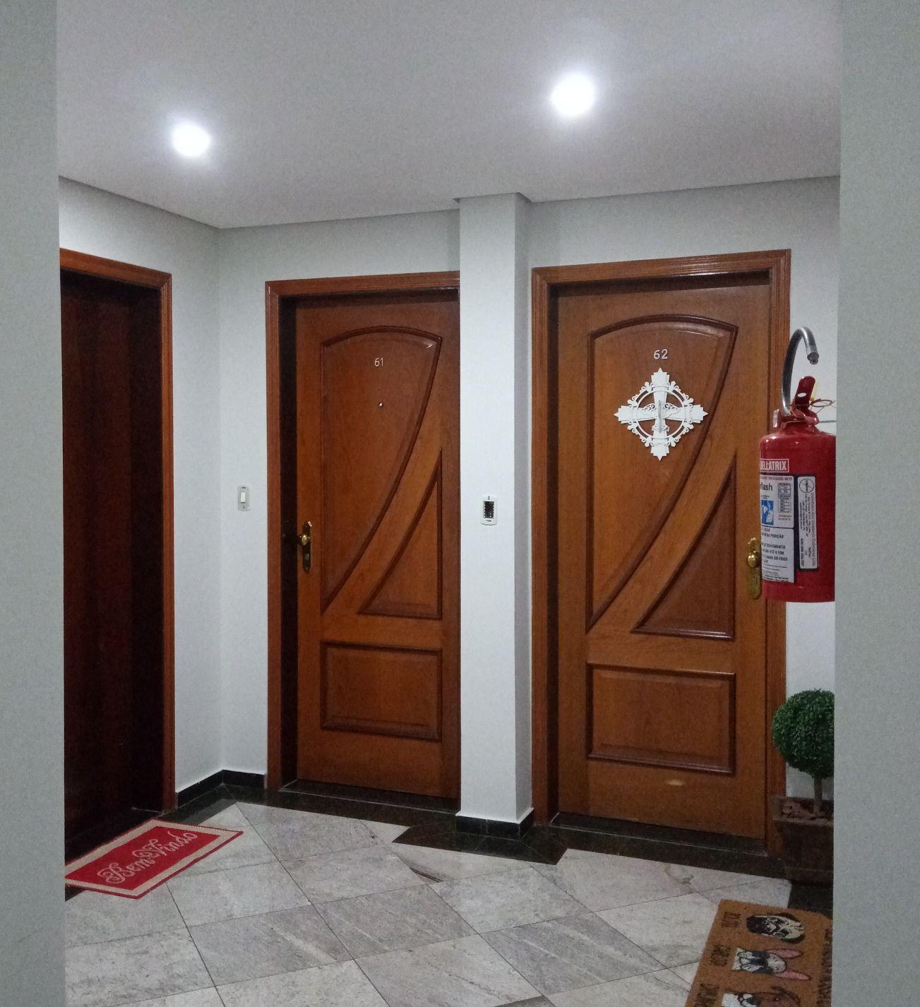 pintura de hall de apartamentos