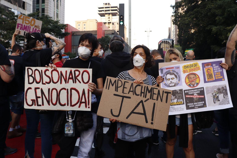 foto social - movimento 29M
