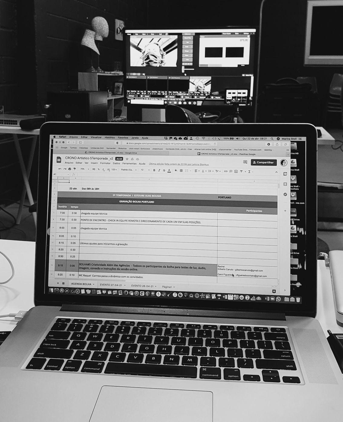 Eventos em formatos Streaming e Live