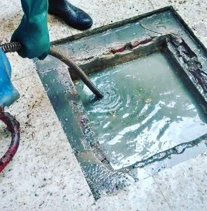 desentupimento de esgoto e fluvial