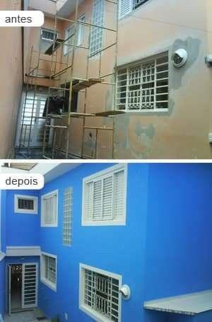pintura e restauração