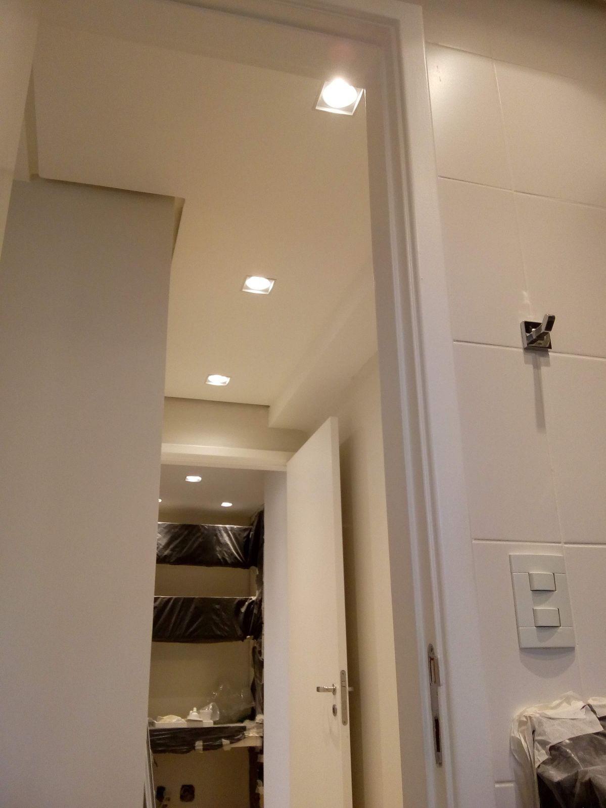 Pintura em Apartamentos de alto padrão.