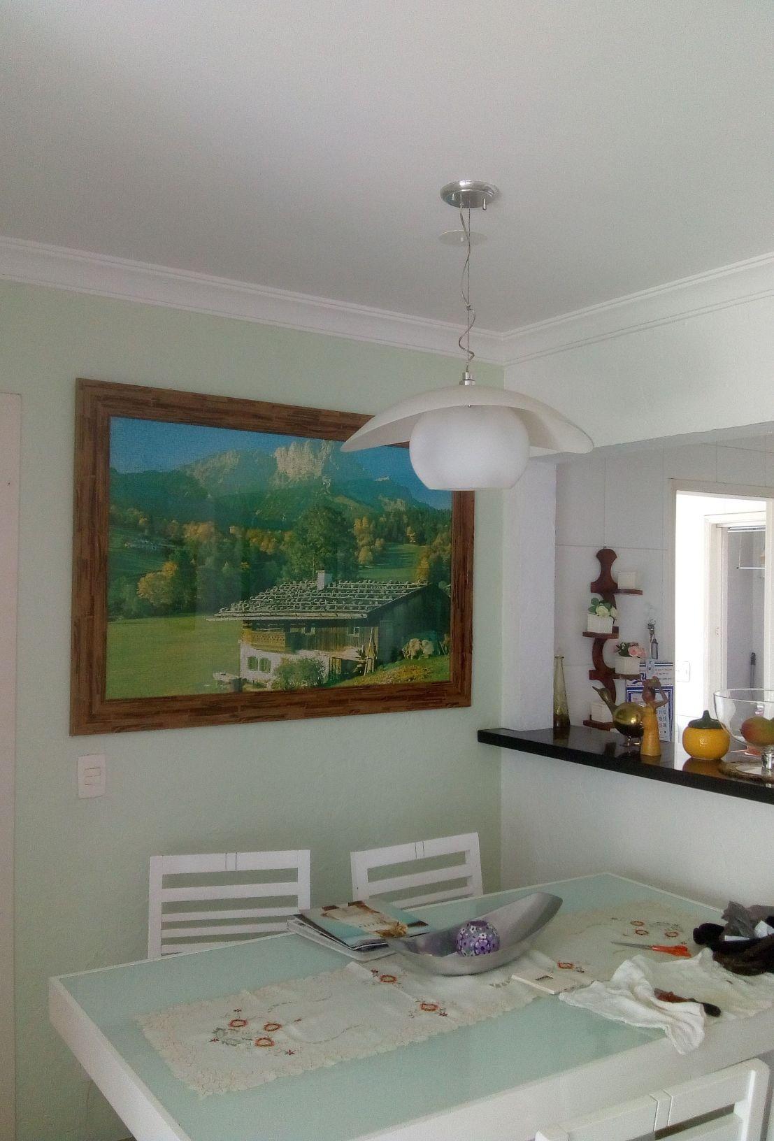pintura de um apartamento de 80 metros em Moema