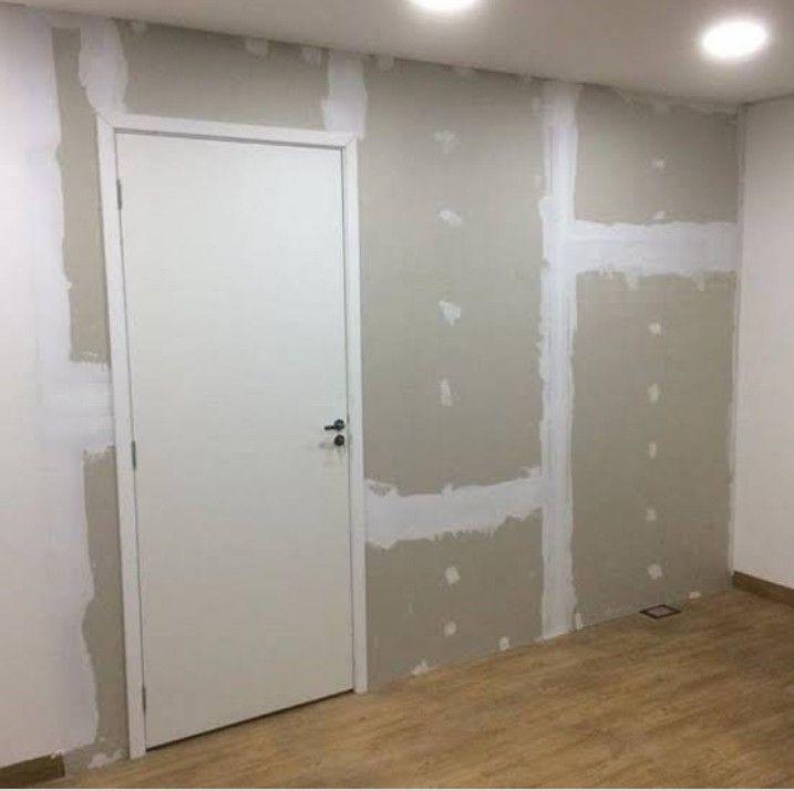 montagem de Divisórias de Drywall