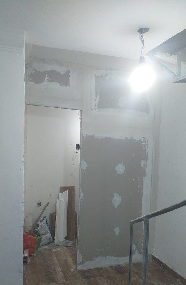 separação de como com drywall