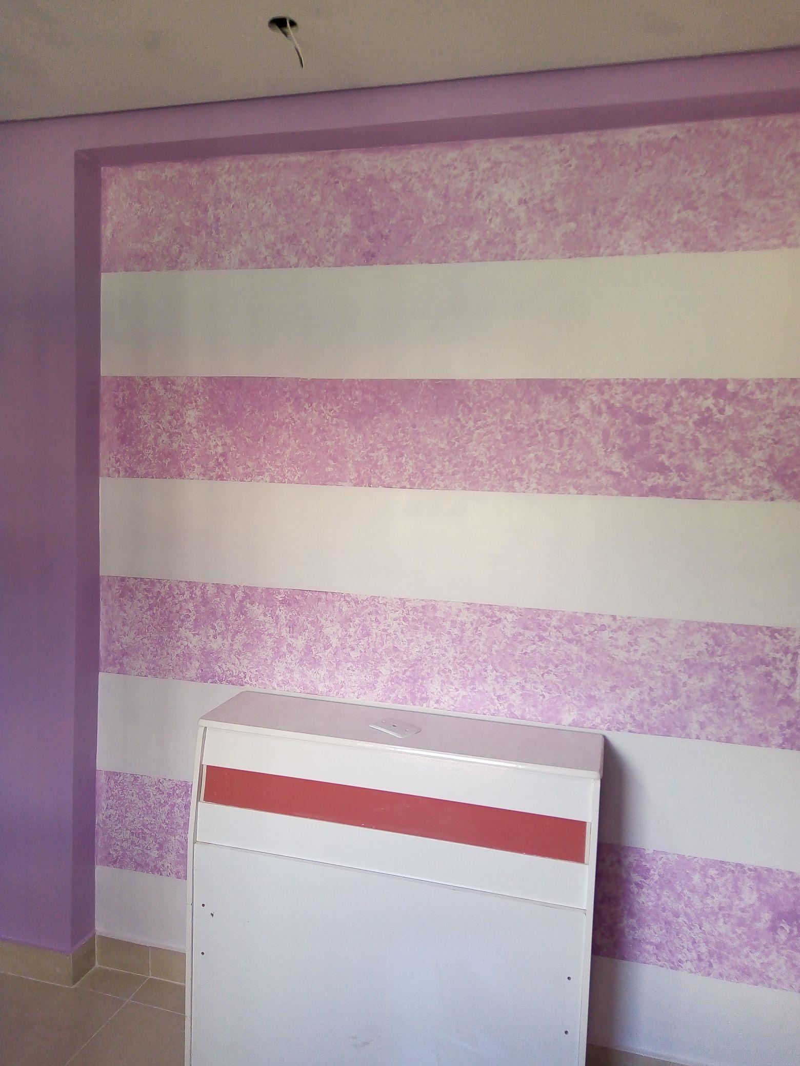 pintura de quarto de adolescente